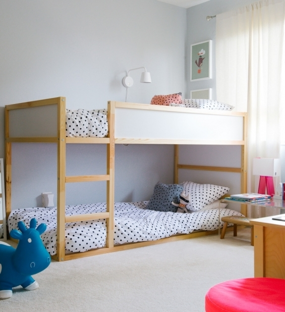 Low Height Bunk Beds Ideas Kids Transitional Design Images 49