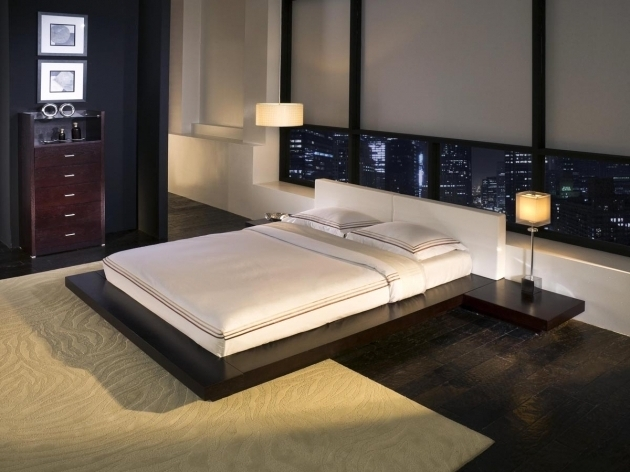 Low Nightstand For Platform Bed Tokyo Pictures 20