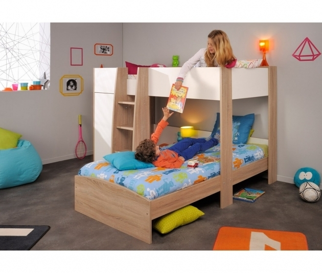 Magellan High Sleeper Bunk Beds With Mattresses Included For Sale Picture 53