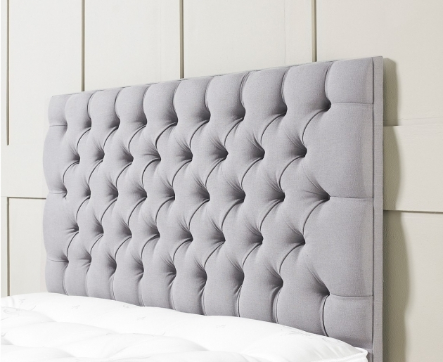 Stand Alone Headboard Chesterfield Upholstered Headboards Image 19