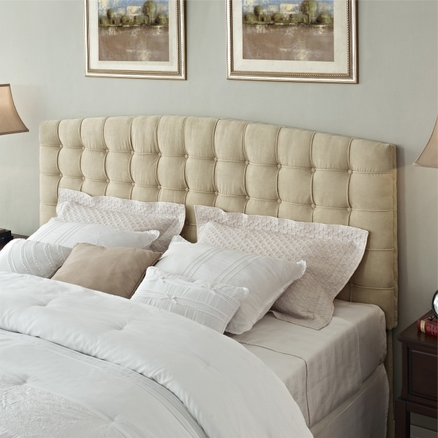 Stand Alone Headboard Dorel Living Torino King Headboard Beige Images 58
