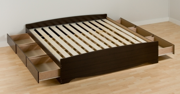 Storage Platform Bed Vs Box Spring Pictures 75