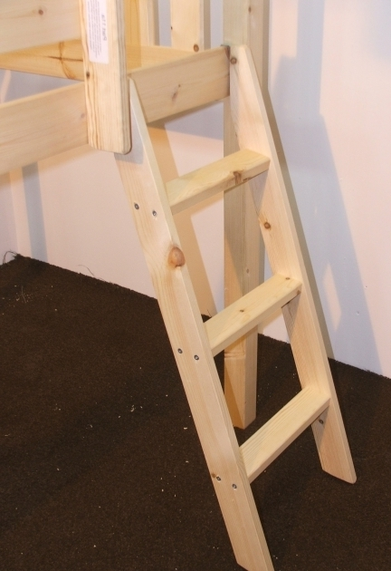 Wood Bunk Bed Ladder Only Avalon Cabin Bed Pictures 20