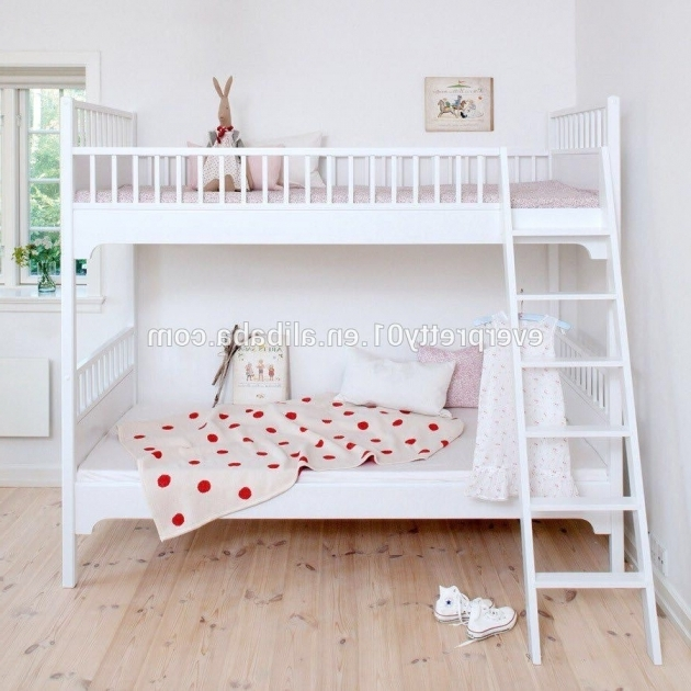 Wood Bunk Bed Ladder Only Bedroom Furniture Picture 50