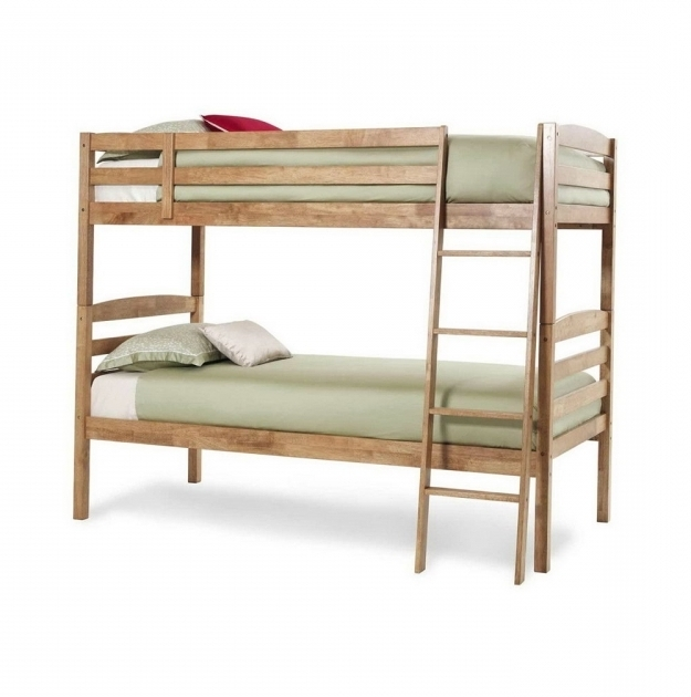 Wood Bunk Bed Ladder Only Wooden Furniture Ideas Photo 26