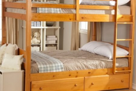 Low Height Bunk Beds