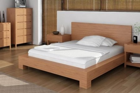 Cheap King Size Platform Bed