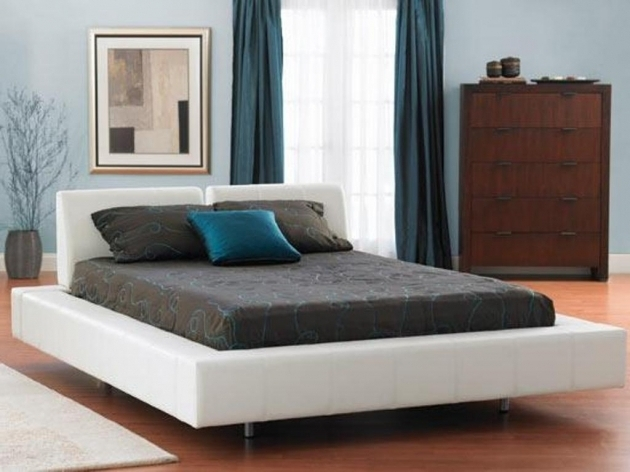 Cal King Platform Bed Frame Plans Oak Size Photo 54