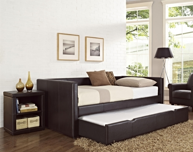 Cheap Daybed With Pop Up Trundle And Storage Twin Bed Frame Photos 68
