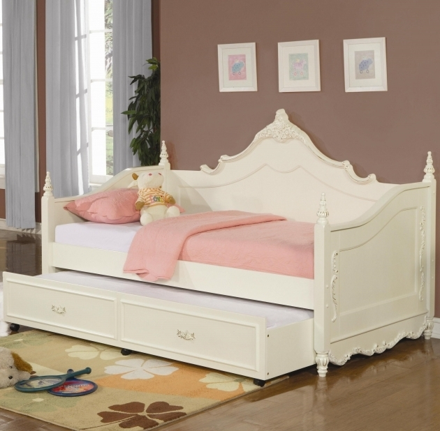 Cheap Daybed With Trundle Princess Style Picture 43