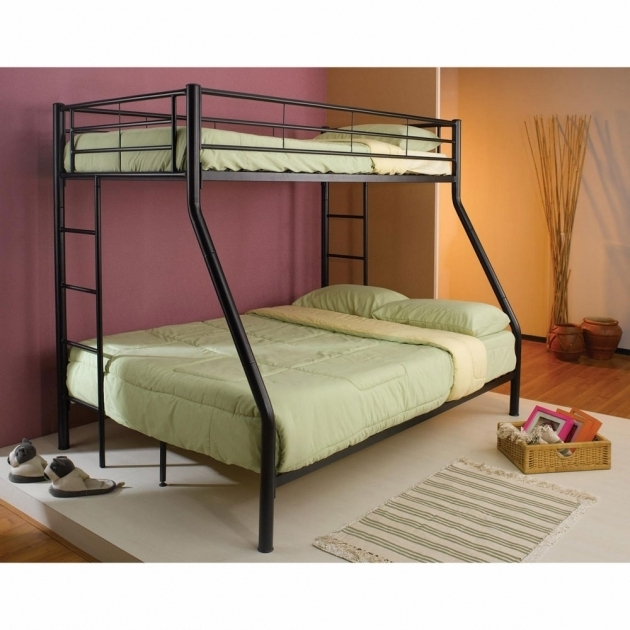 Coaster Denley Metal Bunk Beds Twin Over Full Pictures 03
