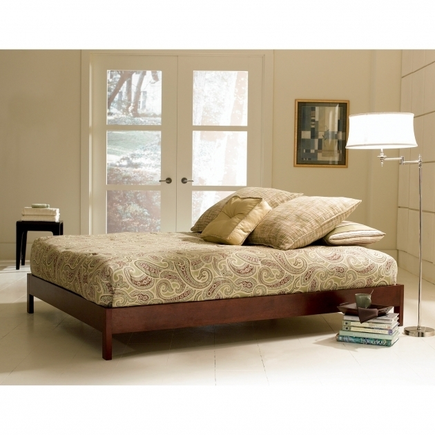 Fashion Bed Group Murray Cal King Platform Bed Frame Image 95