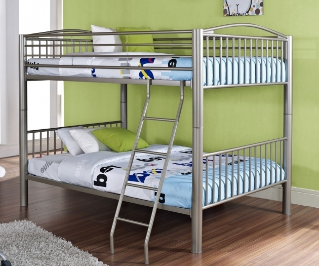 Metal Bunk Beds Twin Over Full Powell Company Kids Furniture Photo 92