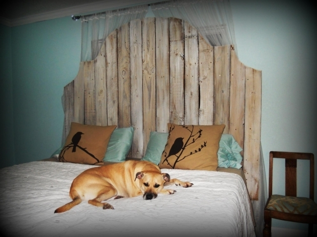 Rustic Headboards For Sale Made From Old Fence Pickets Diy Projects Photos 65
