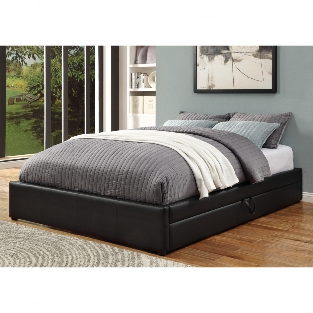Wildon Home Upholstered Queen Platform Bed Frame With Storage Image 78