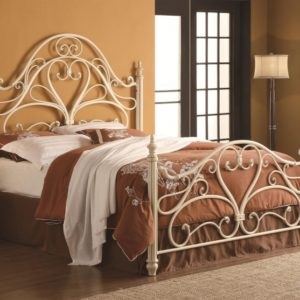 Antique Metal Beds
