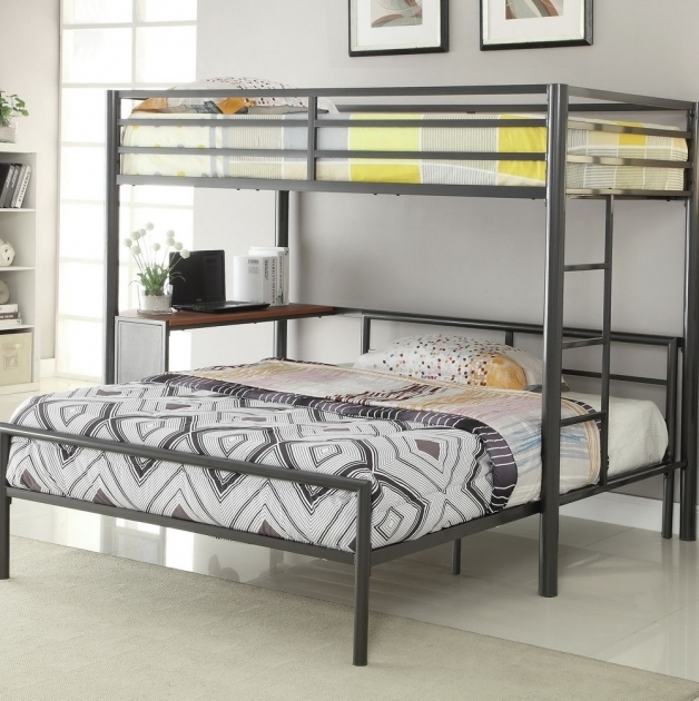 Bedroom Twin Full Over Queen Bunk Bed Photos 83