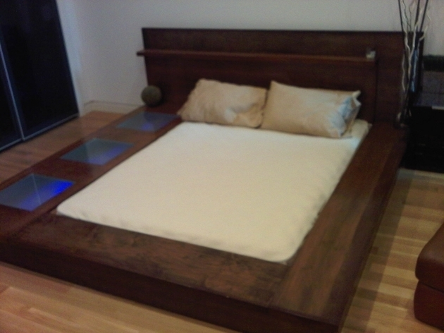 Cheap Queen Platform Beds And Mattress Picture 10