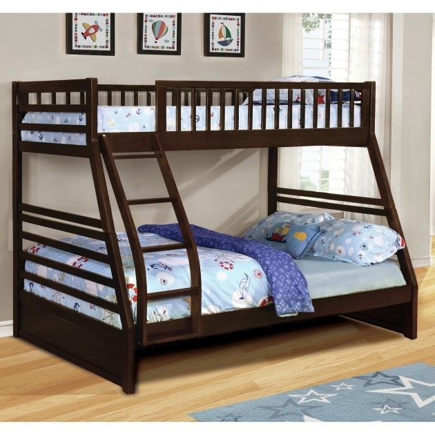 Full Over Queen Bunk Bed Wildon Home Dakota Twin Over Full Bunk Beds Images 06