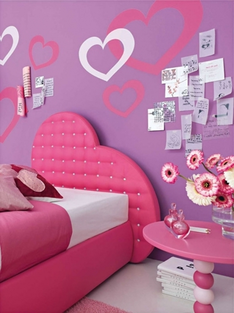 Little Girl Headboards Bedroom Diy Photos 53