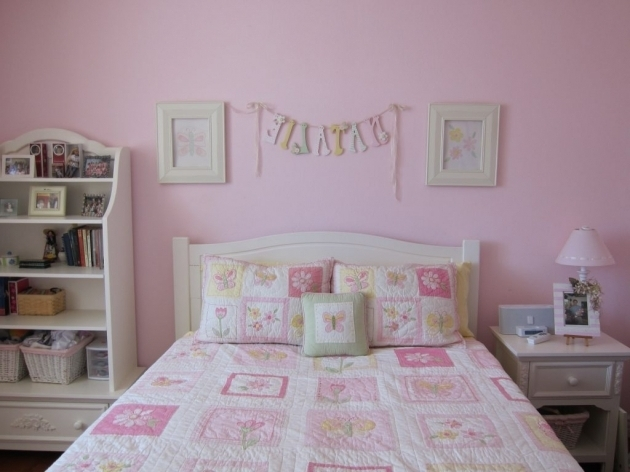 Little Girl Headboards Ideas Pink Pictures 12