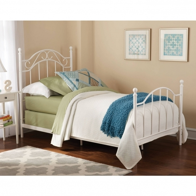 Mainstays Twin Metal Bed Walmart Photos 47