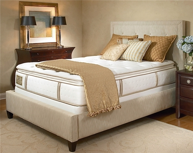 Mattress Firm Headboards Stearns Foster Blisswood Luxury Firm Euro Pillow Top Mattress Image 54