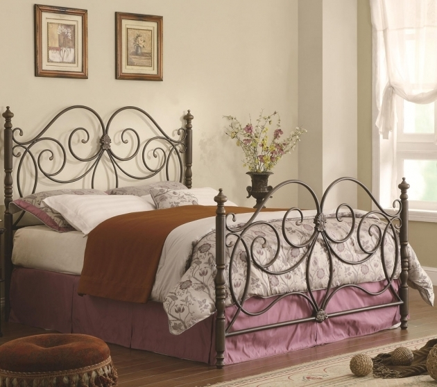 Twin Metal Bed Frame Headboard Footboard Ideas Photo 57