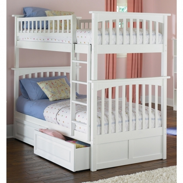 Atlantic Furniture Columbia Twin Over Bunk Beds For Girl And Boy Photos 80