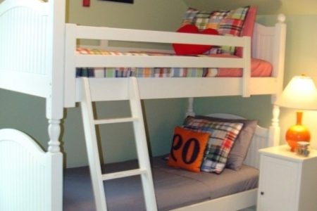 Bunk Beds for Girl and Boy