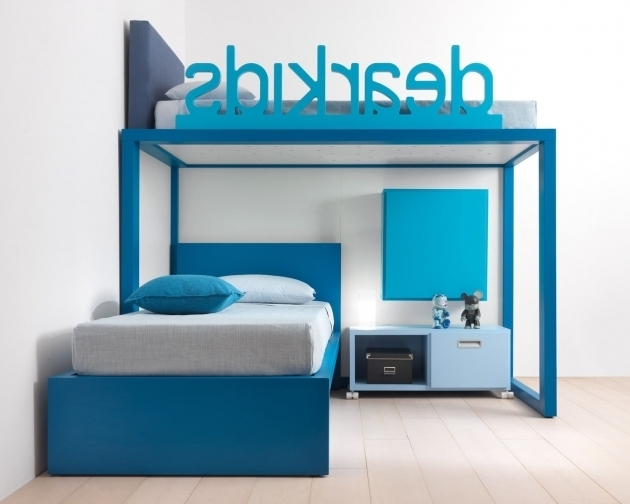 Simple Decoration Bunk Beds For Girl And Boy Photos 20