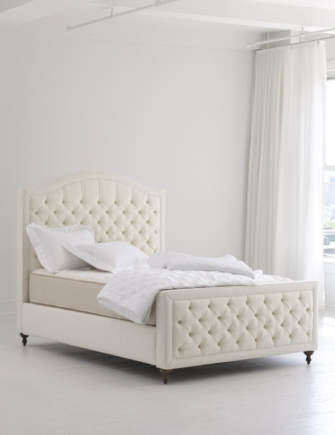 Elegant Bed Decoration Cheap Tufted Headboard Pics 17