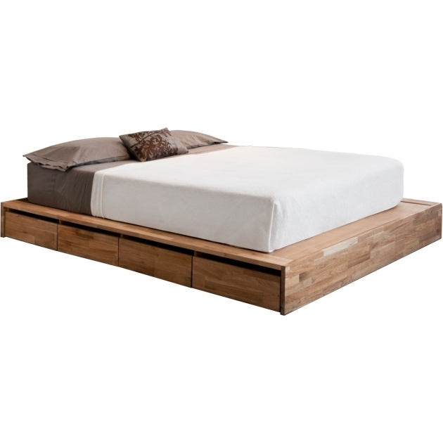 Full Size Platform Bed With Drawers Ideas Pics 66